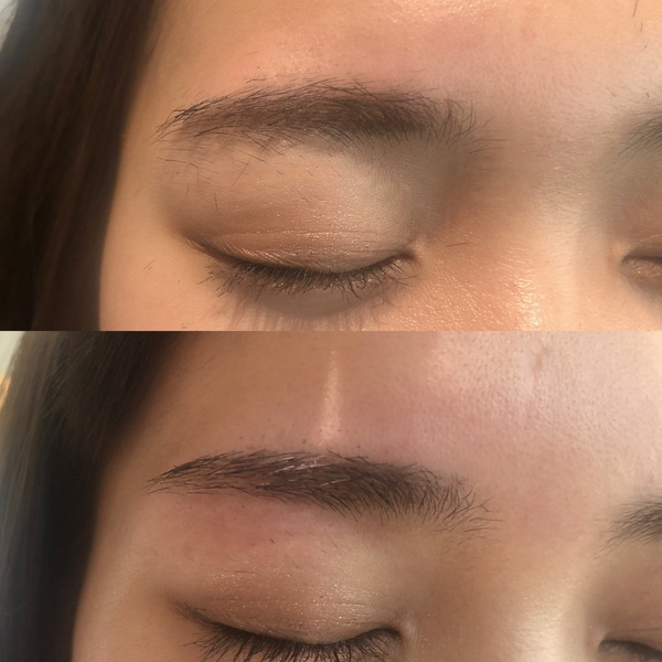 【今泉の美容室miroa】新技術!眉脱毛スレッティング