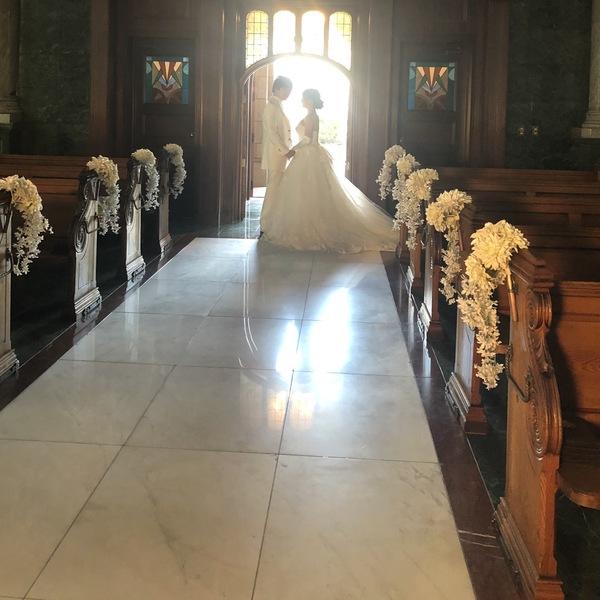 今から結婚式を迎える花嫁様へ
