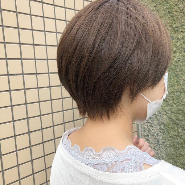 【今泉の美容室miroa】夏に向けてショートヘア♪