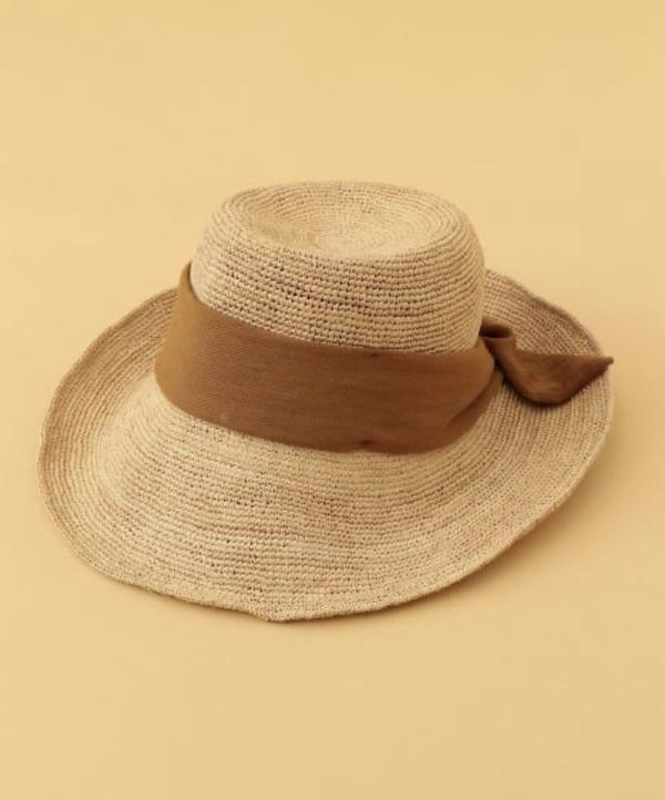 【今泉の美容室miroa】日差しに強い夏には帽子が必須👒