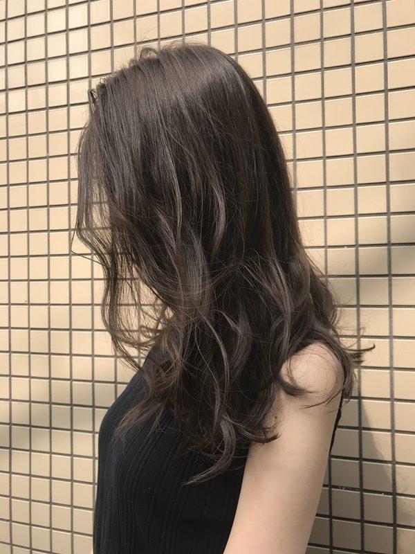 【今泉のプライベートサロンmiroa】透け感カラーで艶感UP!!!