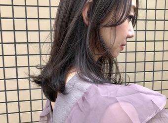 【今泉のプライベートサロンmiroa】透明感抜群💫の暗色カラー