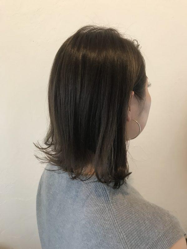 【今泉のプライベートサロンmiroa】髪質改善でスッキリ簡単スタイリング♪