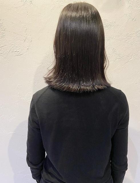 〜大人女性の黒髪ストレート〜のサムネイル
