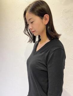 〜大人女性の黒髪ストレート〜