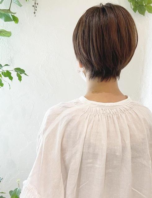 〜大人女性のショートカット〜のサムネイル
