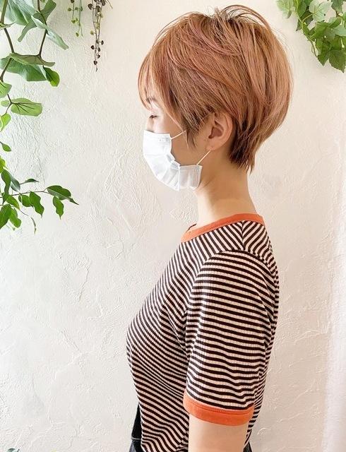 〜大人女性のきれいめショート〜のサムネイル