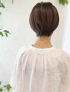 〜大人女性のショートカット〜
