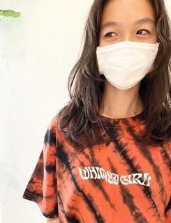 〜顔まわりニュアンスカット〜