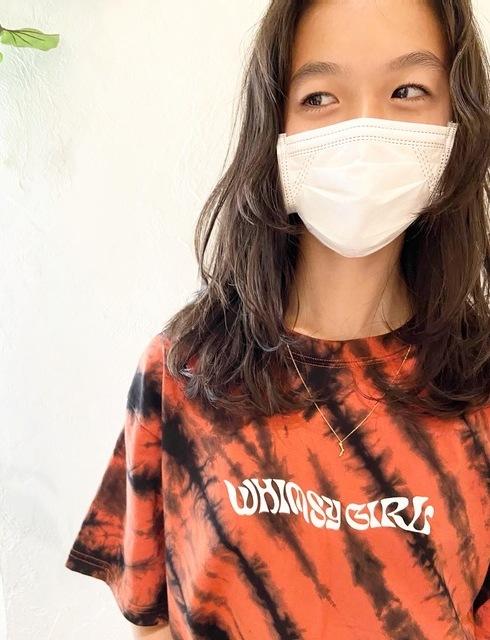 〜顔まわりニュアンスカット〜のサムネイル