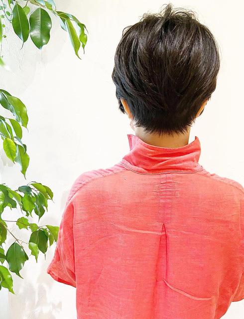 〜大人女性のハンサムショート〜のサムネイル